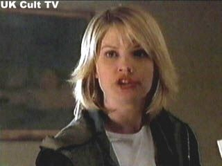 The following are screenshots of Megan Ward's appearance in Summerland ...