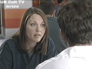 The following are screenshots of Kelli Williams's appearance in Scrubs ...
