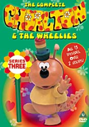 Chorlton And The Wheelies DVD
