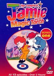Jamie And The Magic Torch DVD